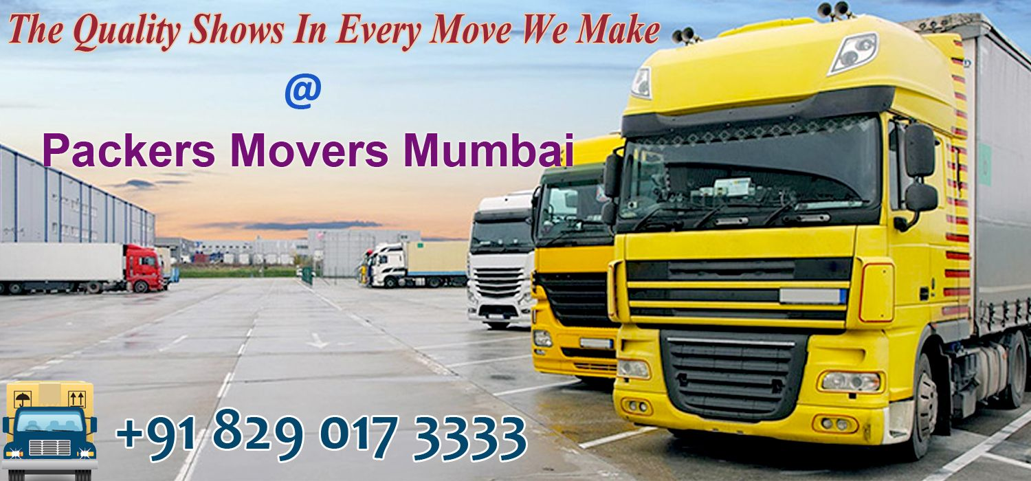 Professional and Reliable Packers and Movers Mumbai
