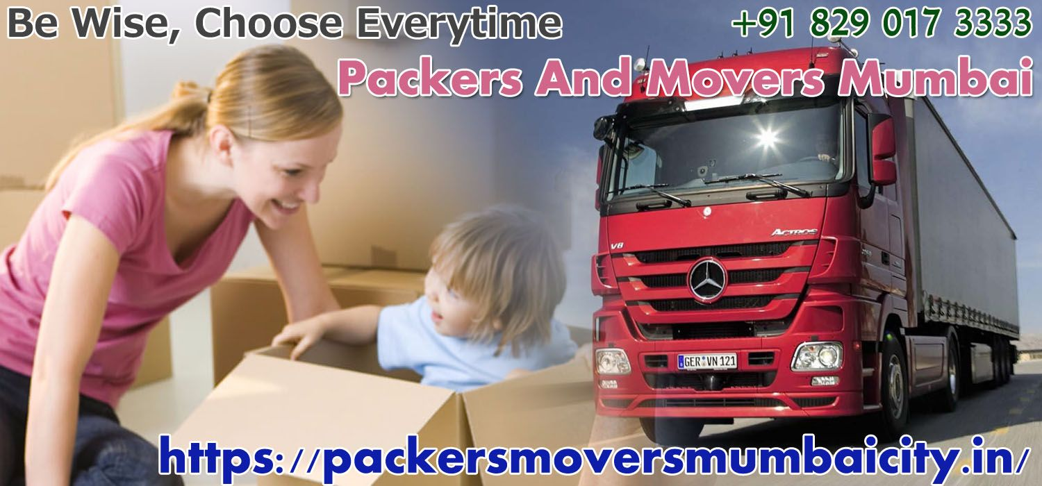 Best And Top Packers and Movers Mumbai