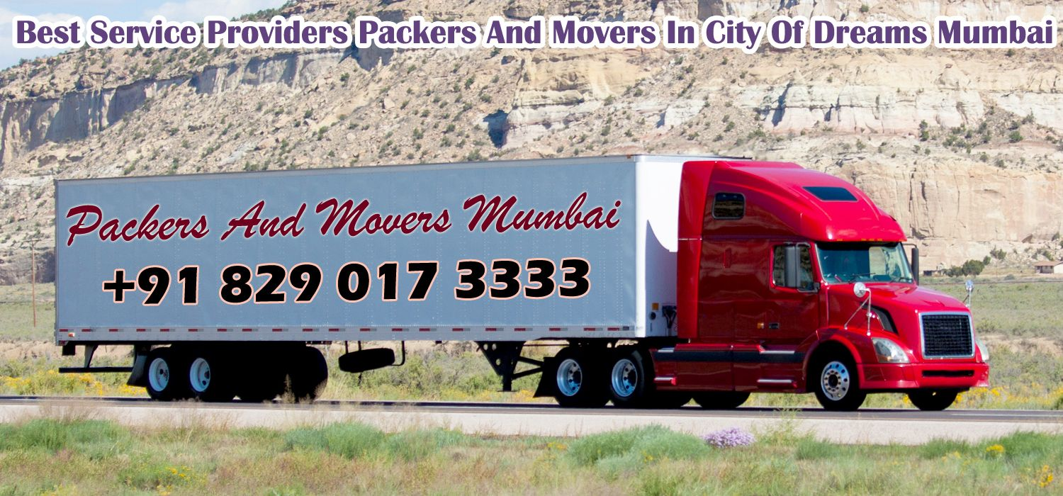 Professional Packers and Movers Mumbai