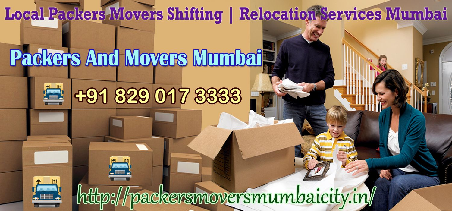 Packers And Movers in Mumbai Local