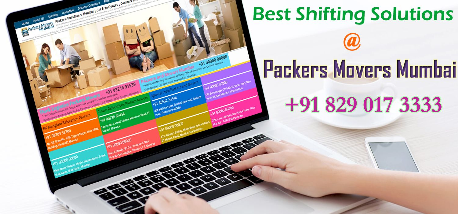 Top Packers and Movers Mumbai